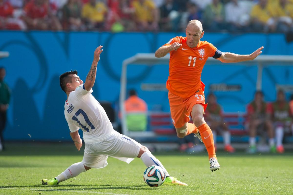 Arjen Robben An American Woman s Guide to European FootballAn