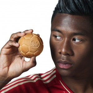David Alaba for Eat the Ball in Munich