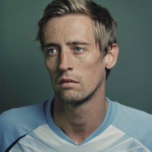 NPG x134389; Peter Crouch by Spencer Murphy