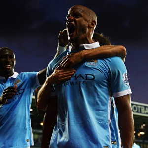 Vincent Kompany, Manchester City captain